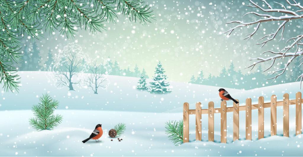 дидактические игры Зима