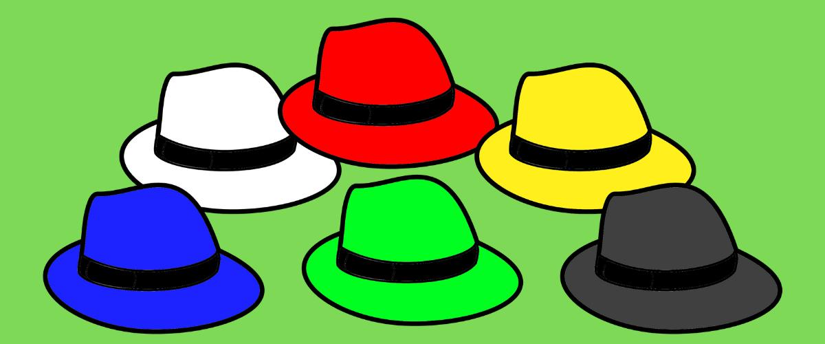 Шесть шляп мышления Эдварда де Боно