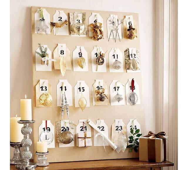 Адвент – календарь для детей