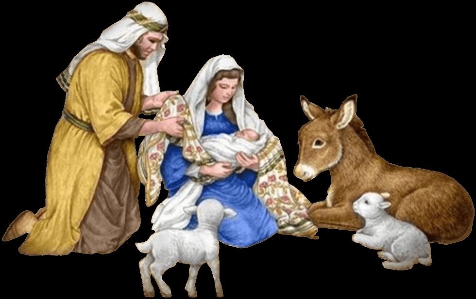 Детям о Рождестве